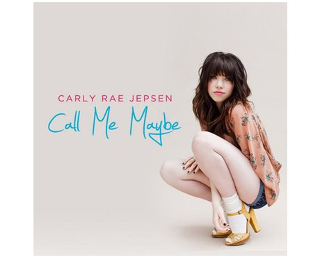 Carly Rae Jepsen- 'Call Me Maybe'
