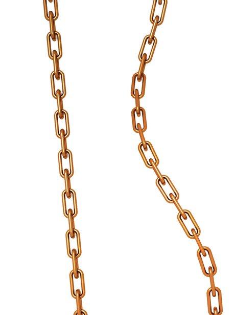 A golden chain.