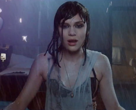 Jessie J's 'Who You Are' music video.