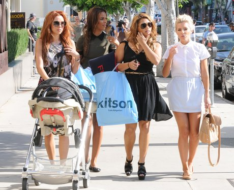 The Saturdays with Baby Aiofe