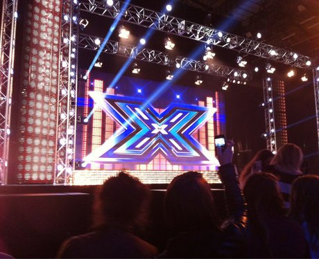 The X Factor Stage