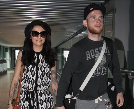 Cher Lloyd and fiance