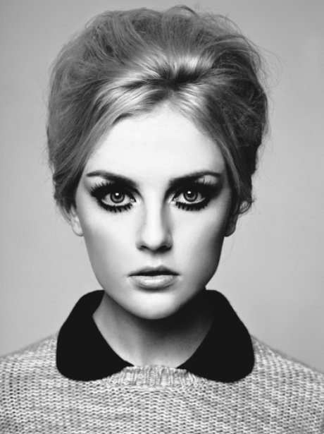 Perrie from Little Mix featuring in Fiasco Magazine
