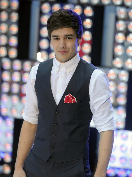Liam Payne in a suit