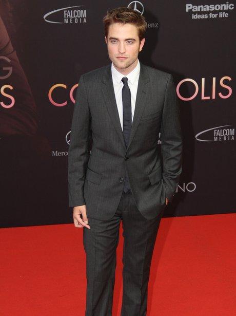 Robert Pattinson Sexiest Celebrity in a Suit
