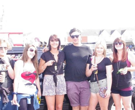 Bestival - Thursday - Red Funnel