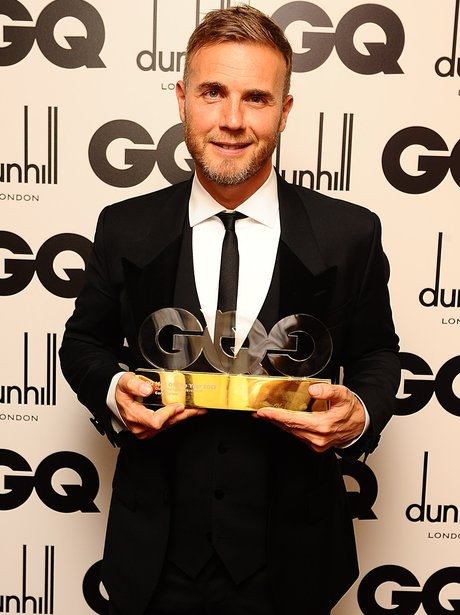 Gary Barlow attends the GQ awards