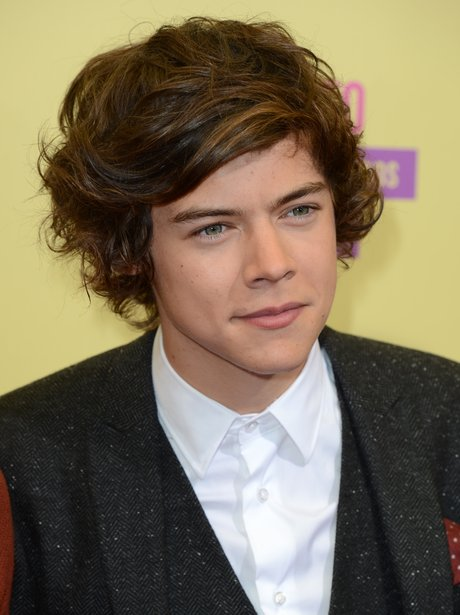 Harry Styles arrives at the MTV VMA 2012 Awards