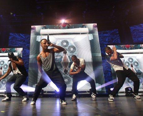 Jls performs at iTunes festival 2012