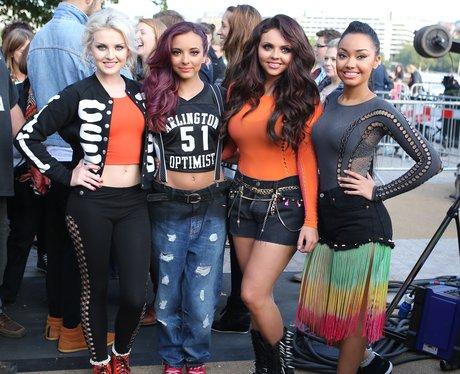 Little Mix on Daybreak