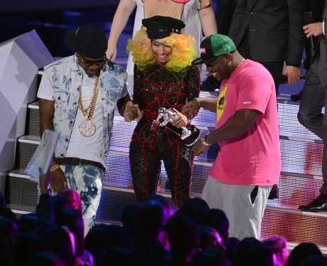 Nicki Minaj MTV VMA awards