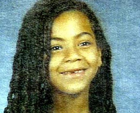 Beyonce Year Book Picture