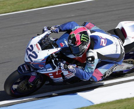BSB - Alex Lowes during qualfying