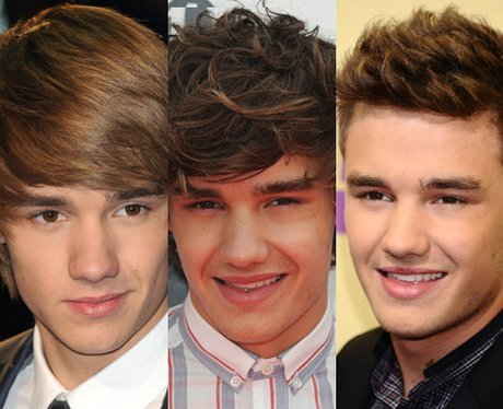 One Direction's Liam Payne cuts off his hair.