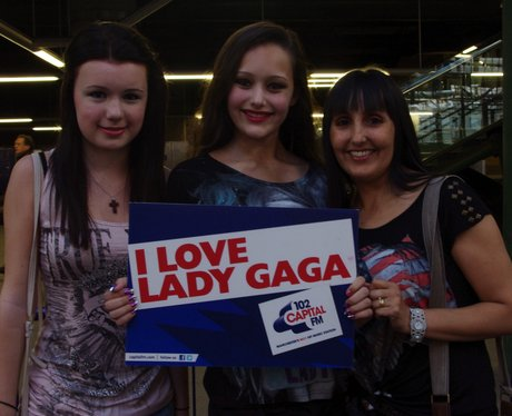 Little Monsters of Manchester!