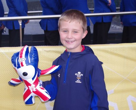 Olympic and Paralympic come home