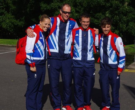 Check all out all the pictures of the Olympic and