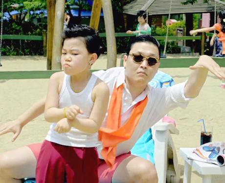 PSY - Gangnam Style video still