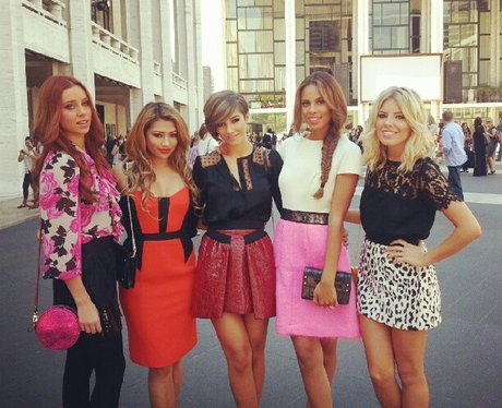 The Saturdays at New York Fashion week