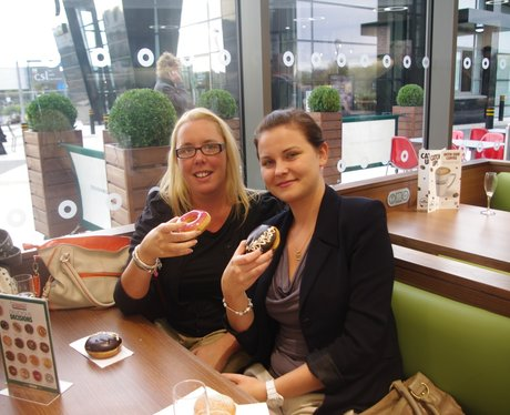 VIP Night at Krispy Kreme