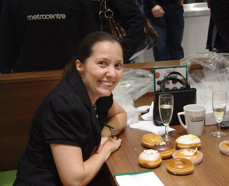 VIP Night at Krispy Kreme