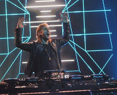 Davud Guetta iTunes festival 2012