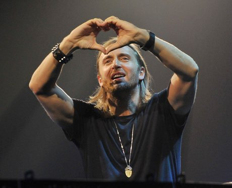 Davud Guetta Live at iTunes 2012