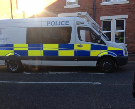 Newcastle Drugs Raid 2