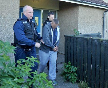 Newcastle Drugs Raid 3