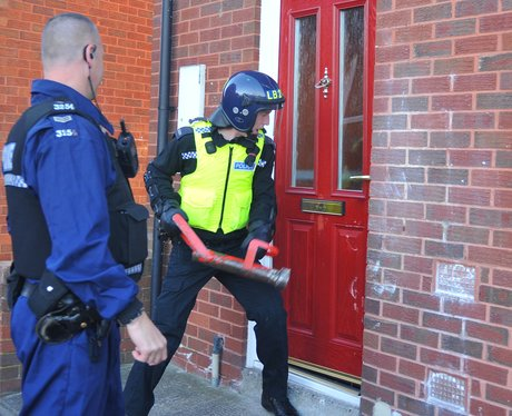 Newcastle Drugs Raid 3