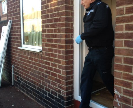 Newcastle Drugs Raid 2