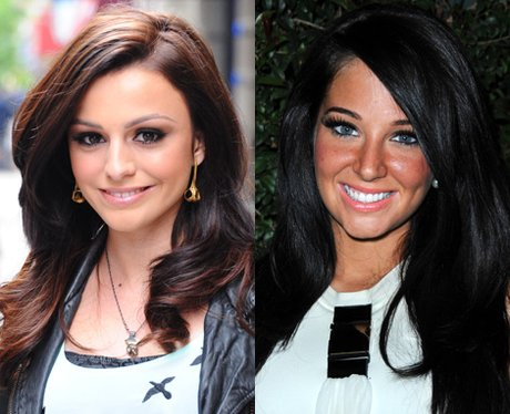 Tulisa and Cher Lloyd