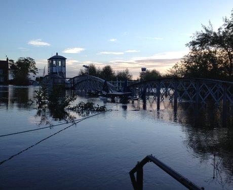 cawood flooding