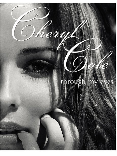 Cheryl Cole 'Through My Eyes' book