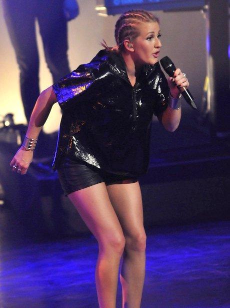 Ellie Goulding iTunes festival