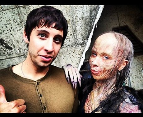 Example with a Zombie