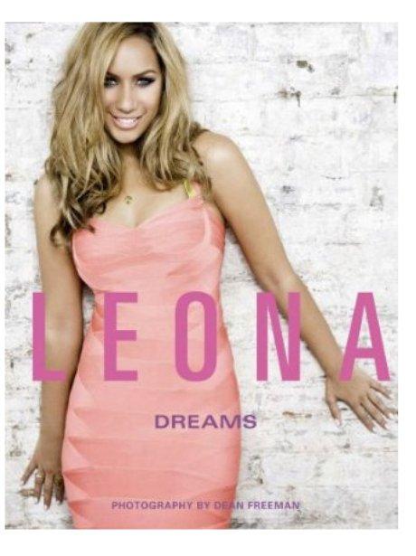 Leona Lewis 'Dreams' book cover
