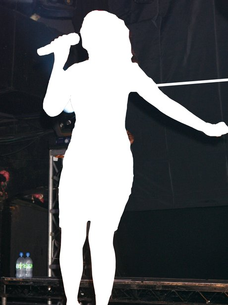 Leona Lewis Silhouette