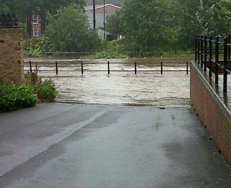 North East Flooding