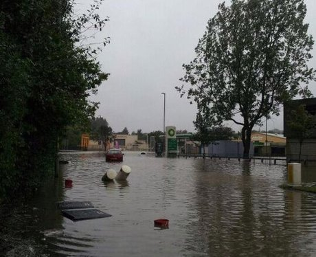 North East Flooding