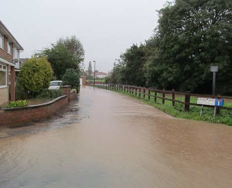 Newcastle Flooding Pics