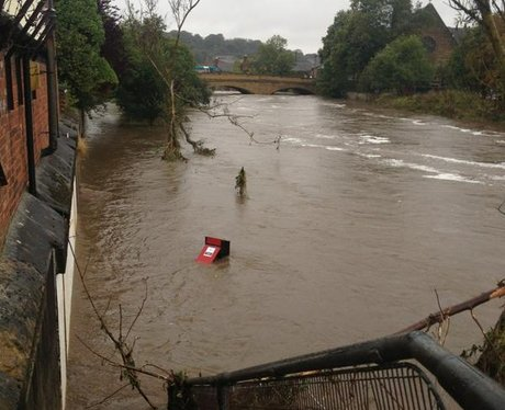 North East Floods