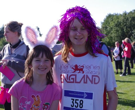Race For Life - Western Park, Leicester
