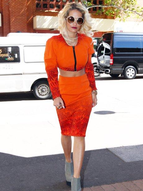 Rita Ora in Australia
