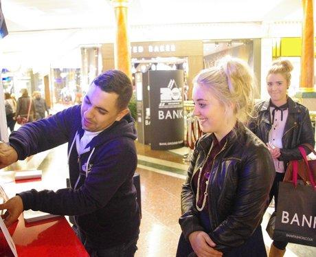 Student Lock-In Trafford Centre
