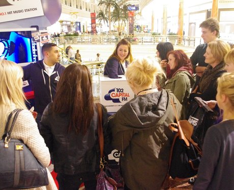 Student Lock-In Trafford Centre