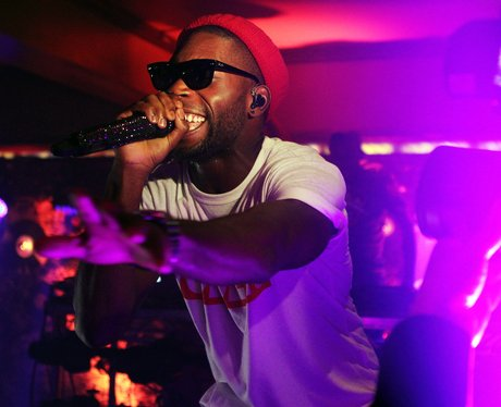 Tinie Tempah Performs at Arthur's Day