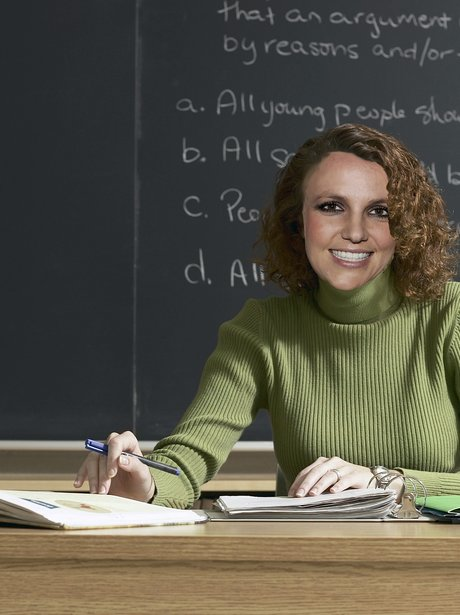 Britney Teacher