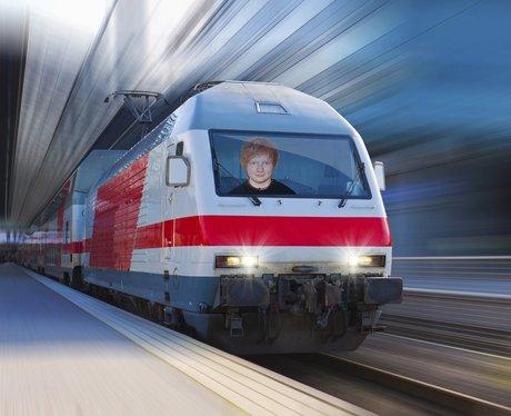 Ed Sheeran Train Driver