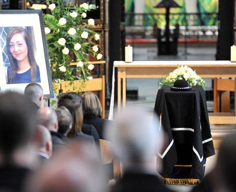 Funeral of PC Nicola Hughes